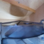 Réservoir de stockage vertical et cylindrique pour eau potable