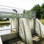 Hochwasserschutz des Flusses «Attert» in der Gemeinde Bissen